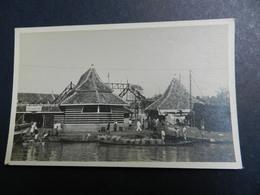 19930) INDONESIA GIAVA BATAVIA ORA JAKARTA PEPELANGAN IKAN NON VIAGGIATA 1930 CIRCA - Indonesia