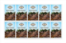 GUINEA 2019 - Indigenous Languages, M/S. Official Issue - Languages