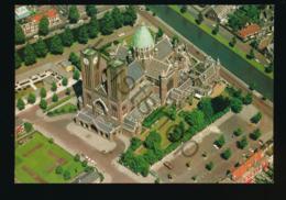 Haarlem - Luchtfoto St. Baco Basiliek [AA42-5.425 - Zonder Classificatie