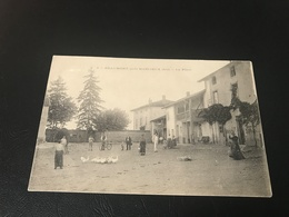 6 - BEAUMONT, Près MARLIEUX (Ain) - La Place - Sonstige Gemeinden