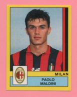 Figurina Panini 1988-89 - Milan - Paolo Maldini - Trading Cards
