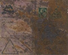 Nederlands Indië - 1934 - Crashmail UIVER, Portvrij Retour Afzender Met Begeleidend Briefje - Returned To Sender - Niederländisch-Indien
