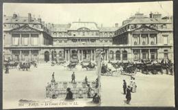 CPA 75 PARIS - Le Conseil D'Etat - . LL 204 - Réf. K 52 - Francia