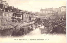 Marseille Calanques De Malmousque - Marseilles
