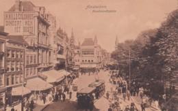 183865Amsterdam, Rembrandtsplein (zie Tram) - Amsterdam