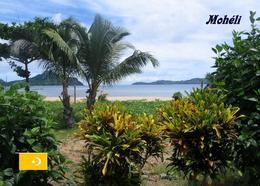AK Komoren Comoros Islands Moheli View Mwali Comores New Postcard - Comoros