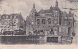 1850126Amsterdam, Stadsschouwburg Met Paardentrams - Amsterdam