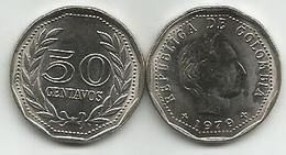 Colombia 50 Centavos 1979. High Grade - Colombia