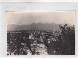 CHILE. SANTIAGO. VISTA PARCIAL. CPA CIRCA 1950s - BLEUP - Chili