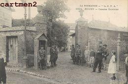 ROUEN CASERNE DUVIVIER 76 - Rouen