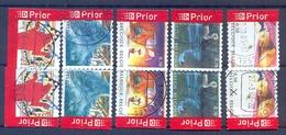 BELGIE Stamps From Boekje Booklet B56  2005 - H.C. Andersen Fine Used Gestempeld  Complete - Oblitérés