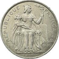Monnaie, Nouvelle-Calédonie, 5 Francs, 1990, Paris, TTB, Aluminium, KM:16 - Nuova Caledonia