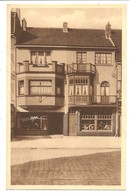 COXDE - BAINS  Maison LABYT  P   Location Velos - Koksijde