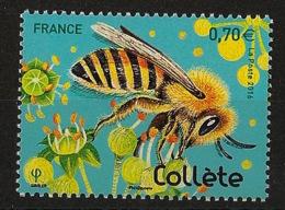 France - 2016 - N°Yv. 5051 - Abeille - Neuf Luxe ** / MNH / Postfrisch - Bienen