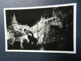 19930) BUDAPEST KIVILAGITOTT HALASZBASTYA NON VIAGGIATA - Ungheria