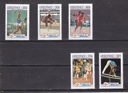 Lesotho Nº 1032 Al 1036 - Lesotho (1966-...)