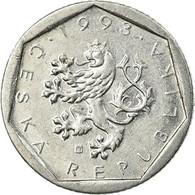Monnaie, République Tchèque, 20 Haleru, 1993, TTB, Aluminium, KM:2.1 - Tschechische Rep.