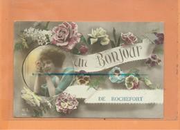 CPA - Un Bonjour De ROCHEFORT - Rochefort