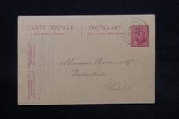 BELGIQUE - Entier Postal De Chatelineau Pour Chatelet En 1920 - L 28392 - Stamped Stationery