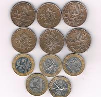 LOT  10 FRANCS FRANKRIJK /3839/ - K. 10 Francs