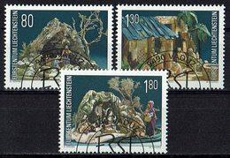 Liechtenstein 2000 // Mi. 1249/1251 O - Liechtenstein