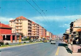 """0453 """"CASCINE VICA - RIVOLI (TO) - CORSO TORINO"""" PUBBLICITA' JOHNNIE WALKER CART. ORIG. NON SPED. - Italia"""