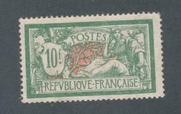 FRANCE - N°YT 207 NEUF* AVEC CHARNIERE - COTE YT : 145€ - 1925/26 - 1900-27 Merson