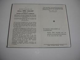 Emma Hallaert (St.-Joris-ten-Distel 1895-St.-Joris-ten-Distel 1960);Lambrecht - Images Religieuses