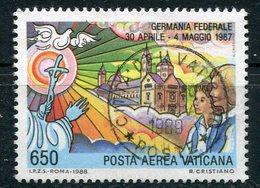 Vaticano - 1989 - Sass. A84 (o) - Vaticano (Ciudad Del)