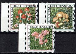 Liechtenstein 2000 // Mi. 1252/1254 O - Liechtenstein