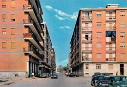 """0455 """"CASCINE VICA - RIVOLI (TO) - VIA PO"""" AUTO ANNI '50. CART. ORIG. NON SPED. - Italia"""