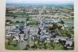 SAINT VINCENT DES LANDES Vue Panoramique Aérienne L'Eglise Et Le Centre Du Bourg 44 LOIRE ATLANTIQUE Autres Communes - France