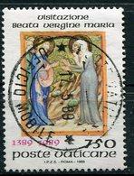 Vaticano - 1989 - Sass. 854 (o) - Vaticano (Ciudad Del)
