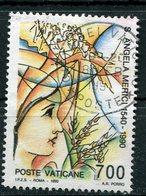 Vaticano - 1990 - Sass. 876 (o) - Vaticano (Ciudad Del)
