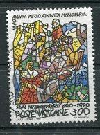 Vaticano - 1990 - Sass. 879 (o) - Vaticano (Ciudad Del)