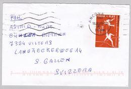 Brief In Die Schweiz (br5816) - 6. 1946-.. Repubblica