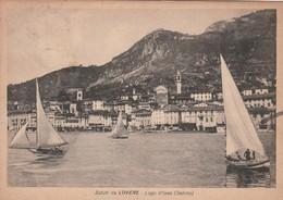 SALUTI DA LOVERE - LAGO D'ISEO - Bergamo