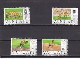 Vanuatu Nº 891 Al 894 - Vanuatu (1980-...)