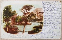 Canada 1903 Vancouver Fish Wheel Columbia River - Canada