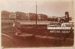 Ship In The Harbour - Cartoline