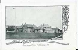 FALKLAND - Government House -PORT STANLEY - Falkland