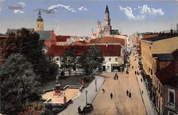 "0460 ""OPPELN - POLONIA"" ANIMATA. CART. ORIG. SPED. 1920 - Polonia"