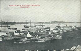 FALKLAND - General View  Of STANLEY HARBOUR - Falkland