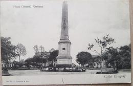 Uruguay 1911 Plaza General Remirez - Uruguay