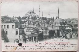 Turkey 1901 Salut De Constantinople - Turchia
