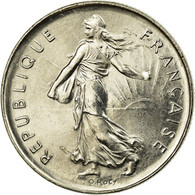 Monnaie, France, Semeuse, 5 Francs, 1989, Paris, SPL, Nickel Clad Copper-Nickel - France