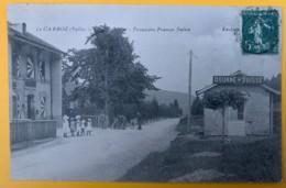 8586 -  Le Carroz Vallée De Joux Frontière Franco Suisse - VD Vaud