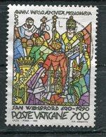 Vaticano - 1990 - Sass. 880 (o) - Vaticano (Ciudad Del)