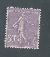 FRANCE - N°YT 200 NEUF** SANS CHARNIERE - COTE YT : 13€50 - 1924/32 - 1903-60 Semeuse Lignée
