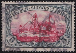 Deutsches  Reich  SudWest  Afrika     .   Michel    .   32  (2 Scans)       .       O       Gebraucht - Colony: German South West Africa